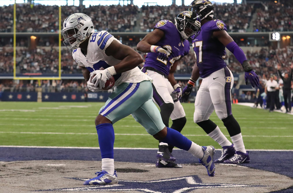 Dez Whiffs on Ravens This Time Around