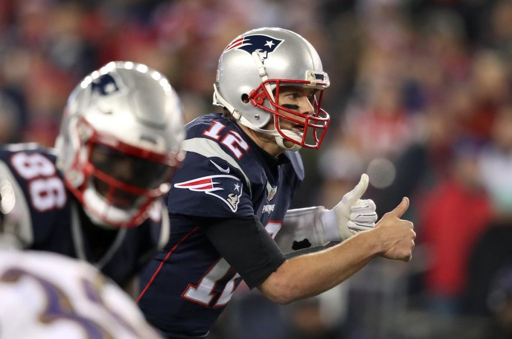 Patriots outclassed the Ravens