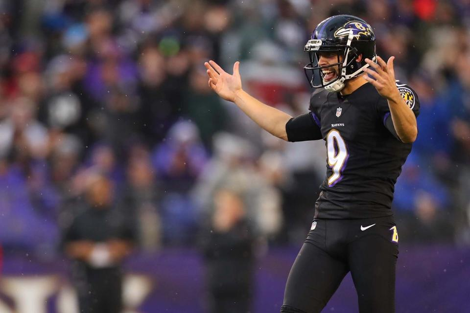 No-Brainer to Lock Up Justin Tucker
