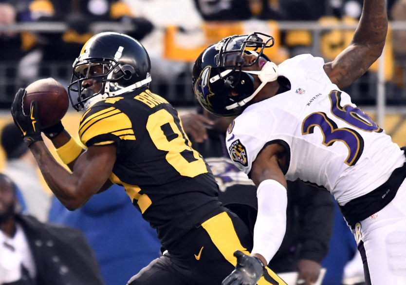 Lack of Pass Rush Ends Ravens Season