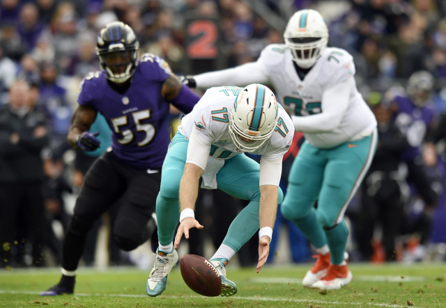 Report Card: Ravens 38, Dolphins 6