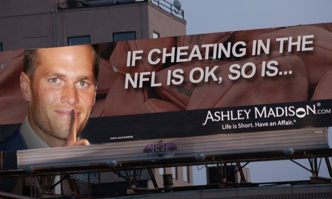 Brady Ashley Madison