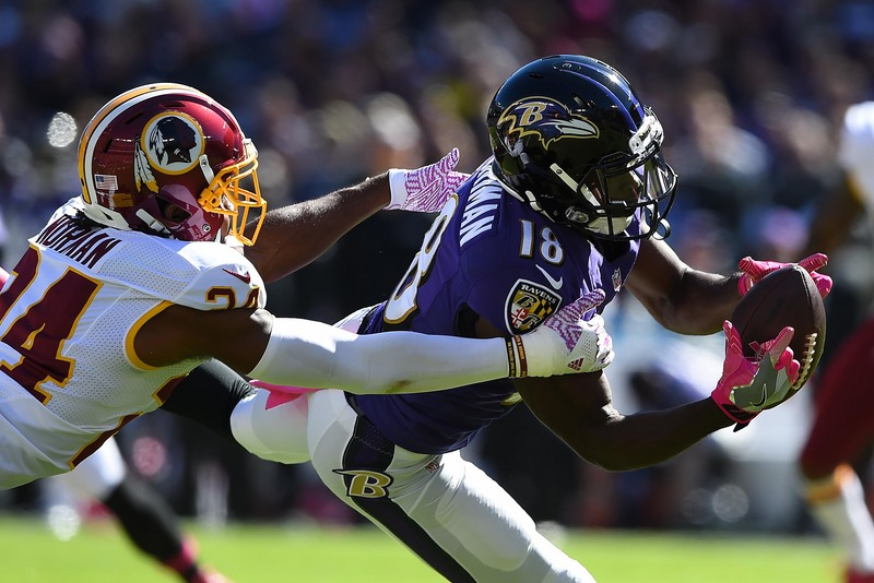 Is Breshad Perriman a No. 1 Receiver?