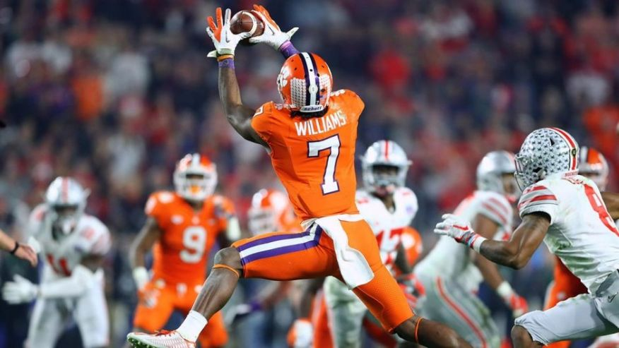 Mike Williams Fits