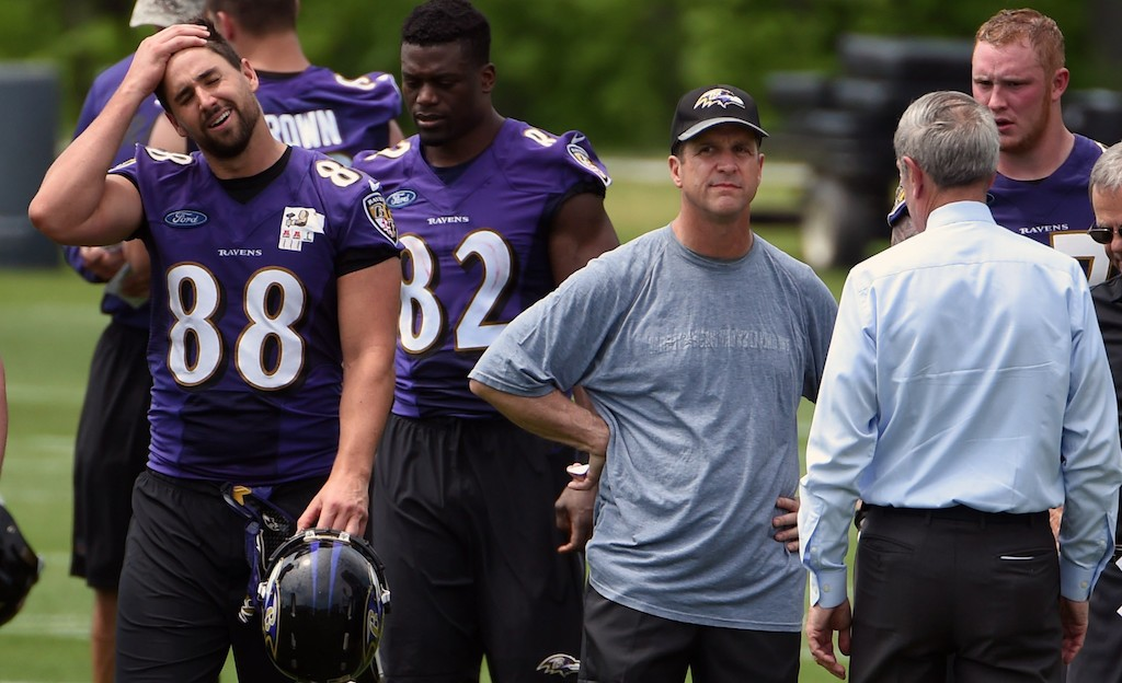 Ravens Offseason Rumblings