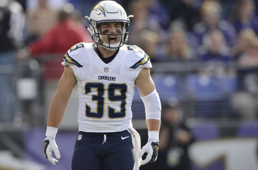 Ravens Sign Rb Danny Woodhead 03 08 2017 Baltimore