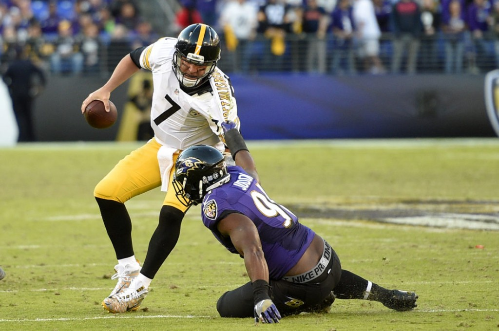 Ravens @ Steelers – Thursday