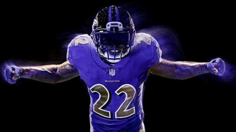 Ravens 2017 schedule announced