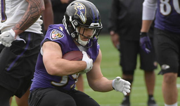 Woodhead a Must-Start in PPR