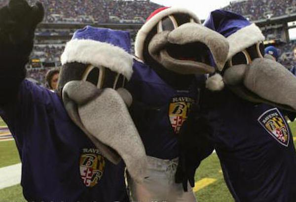 Ravens Donate to 9 Baltimore Orgs.