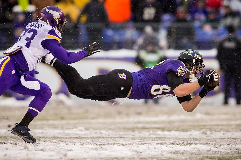 Dennis Pitta and The Ring of Honor