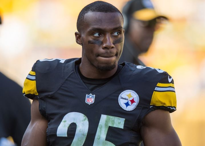 Brandon Boykin in a Stelers uniform.