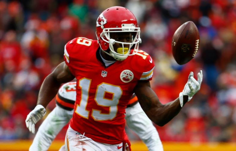 Ravens Agree to Terms With Maclin