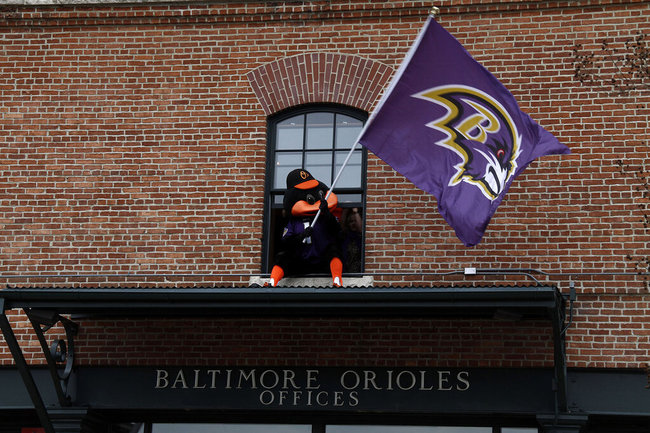 O's Woes Could be Ravens' Gain