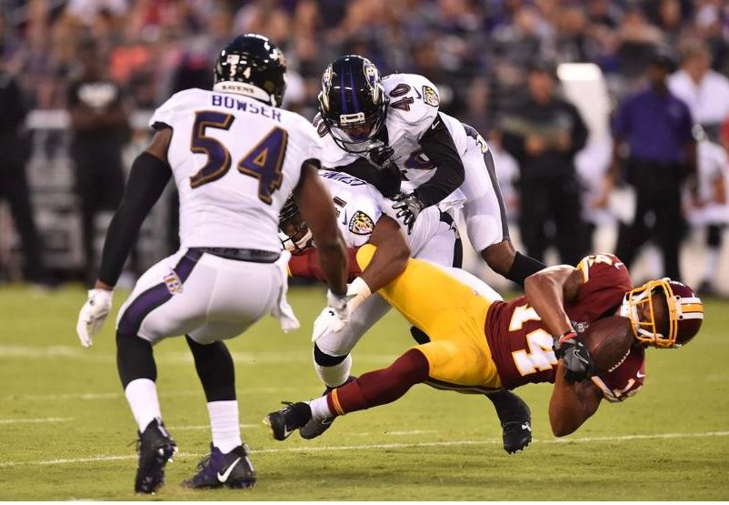 Ravens Beat Redskins, 23-3
