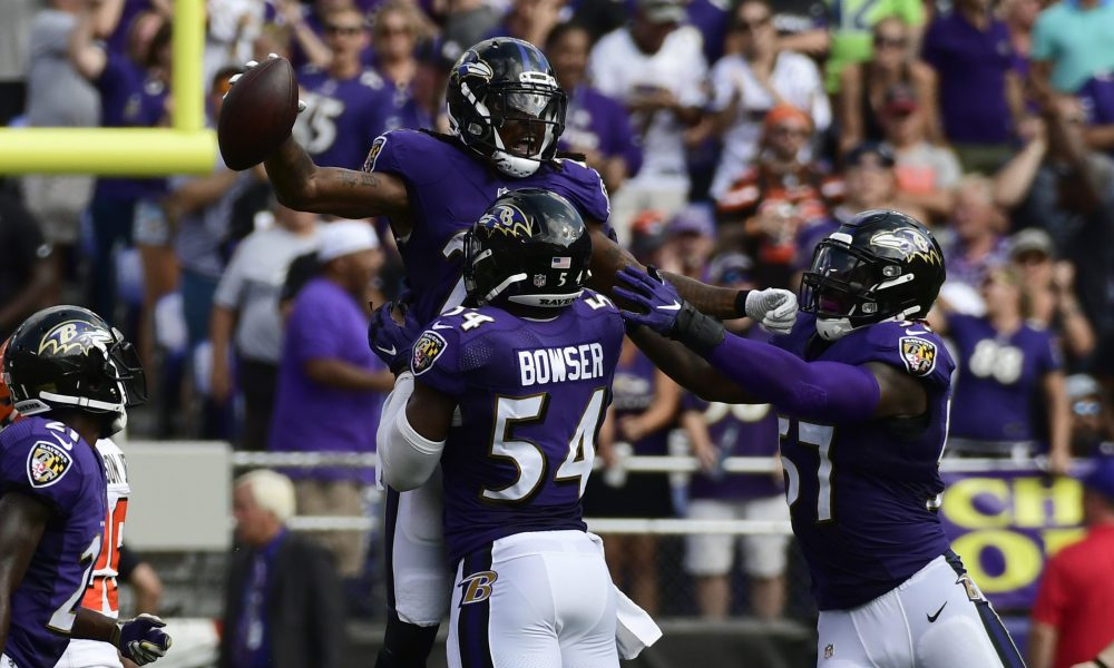Ravens Advance to (2-0) With 24-10 Win