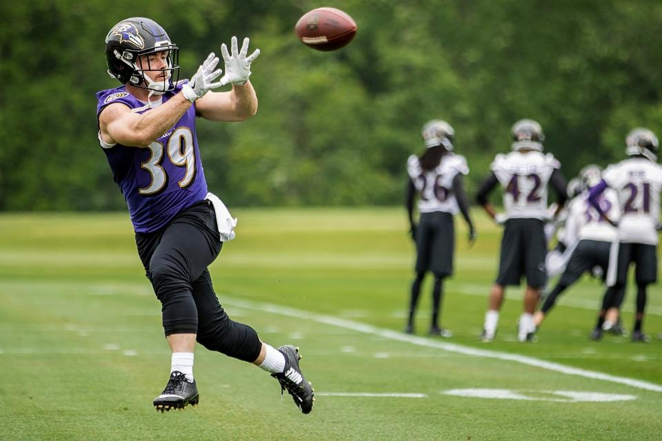 Ravens Activate Danny Woodhead