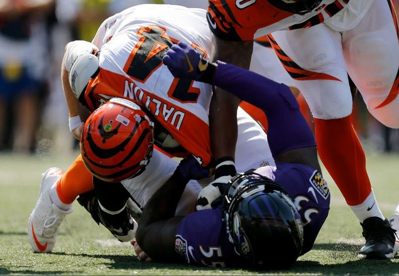 Will Ravens Get Revenge in Cincy?