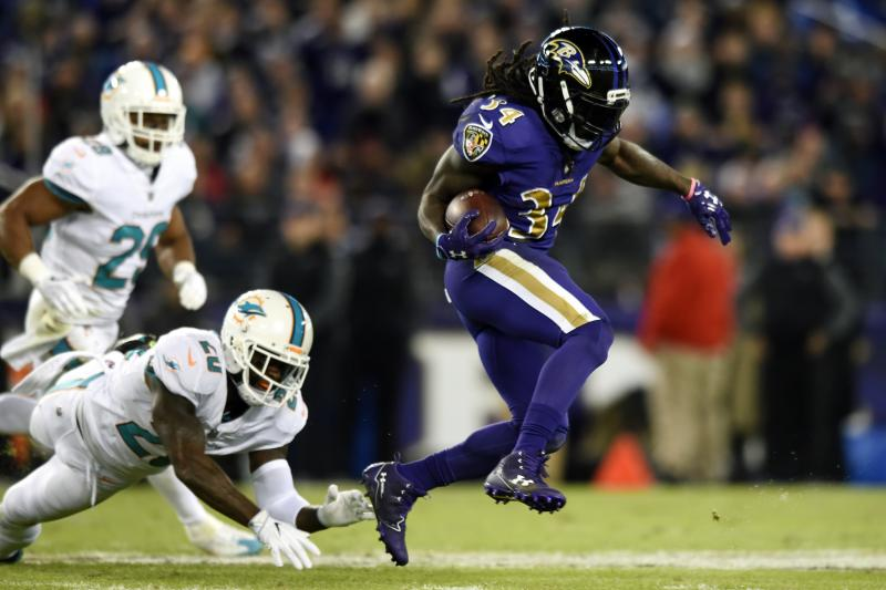 Ravens Physical Play Leads to Win