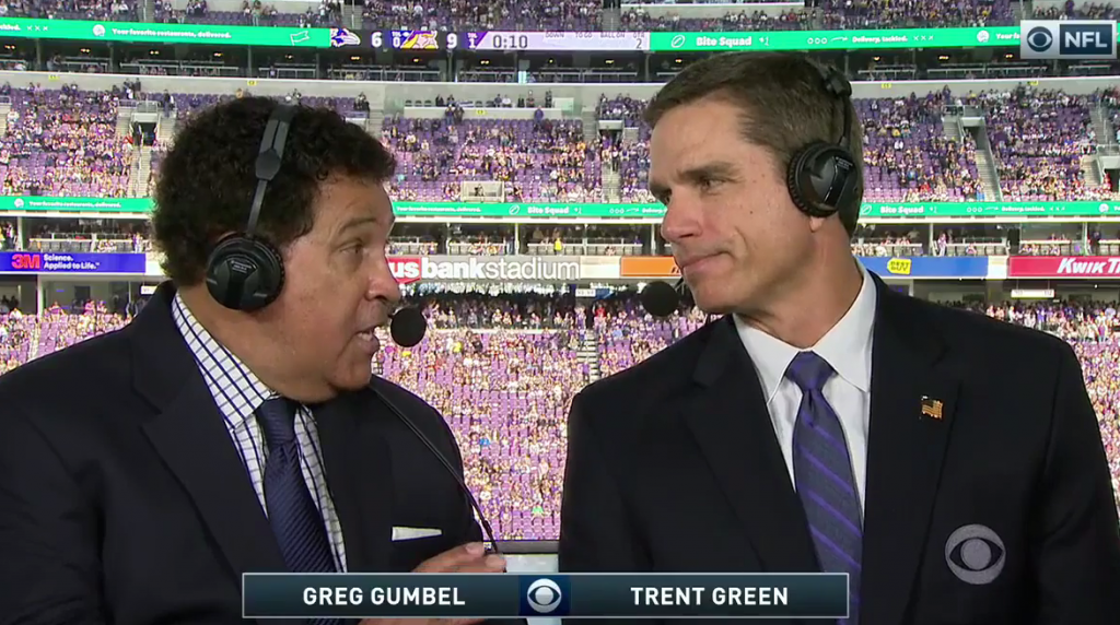 Trent Green Drops Truth Bombs