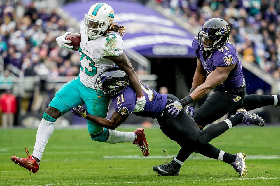 Ravens Dolphins Game Preview