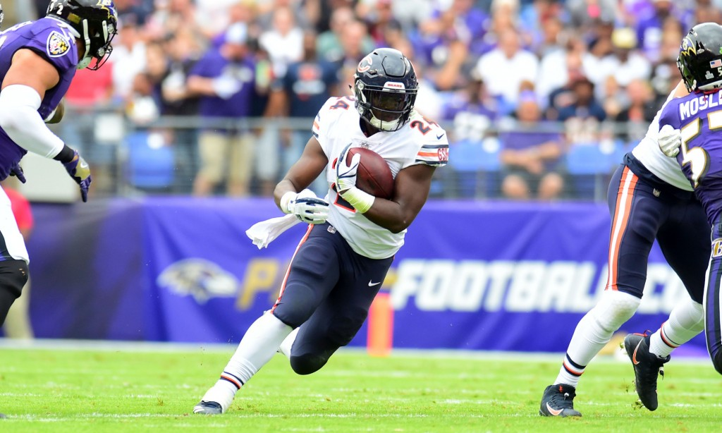 Bears Maul The Ravens 27-24