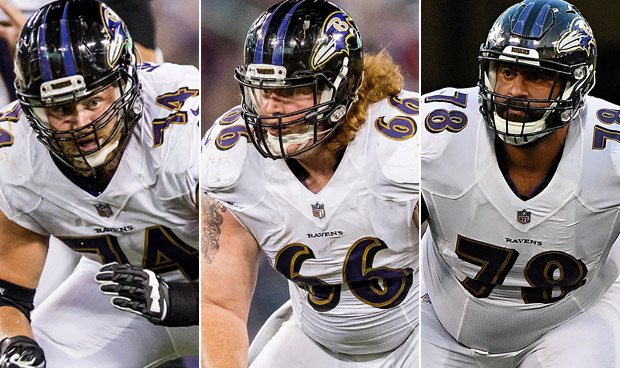 Blocking Woes Limit Ravens Offense