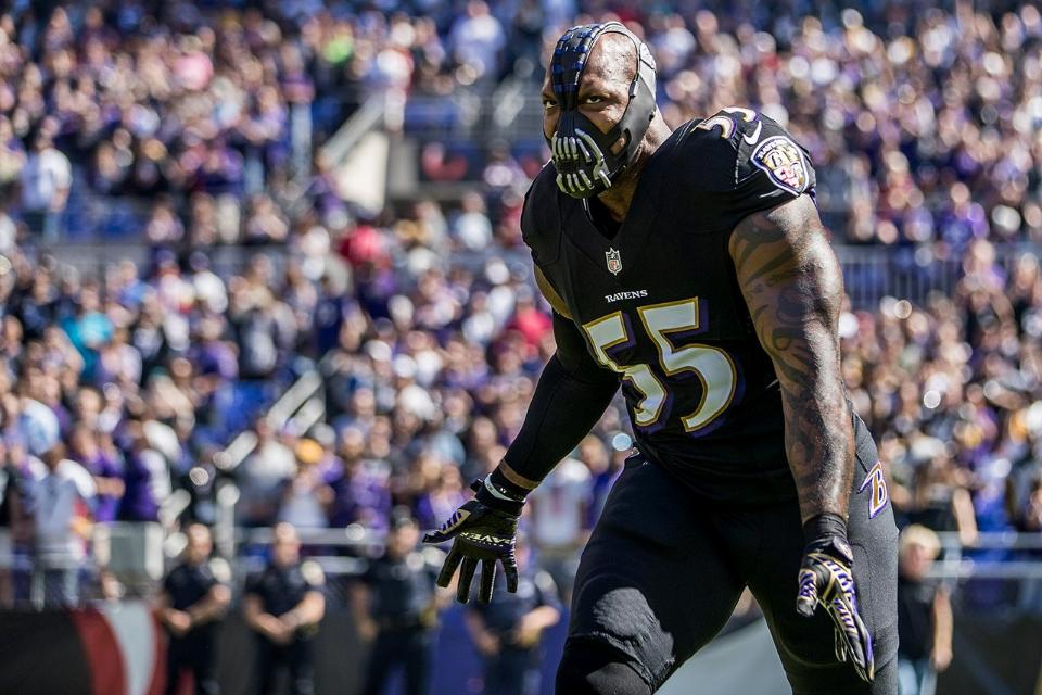 Suggs Continues to Thrive at 35