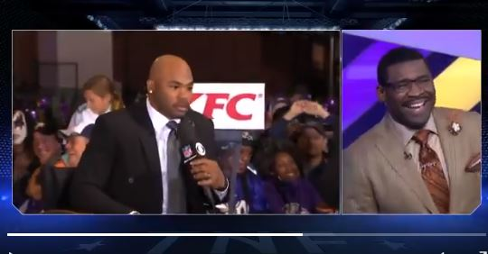 Steve Smith Might Whip Irvin's A**