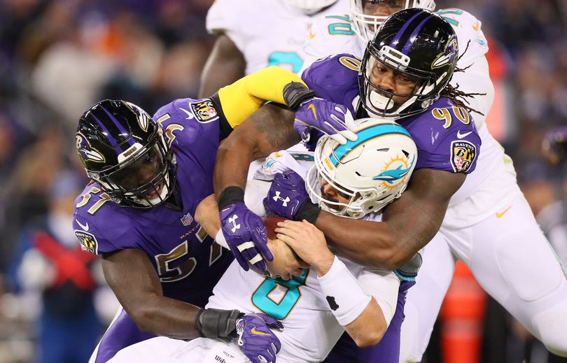 Ravens Go as Defense Goes