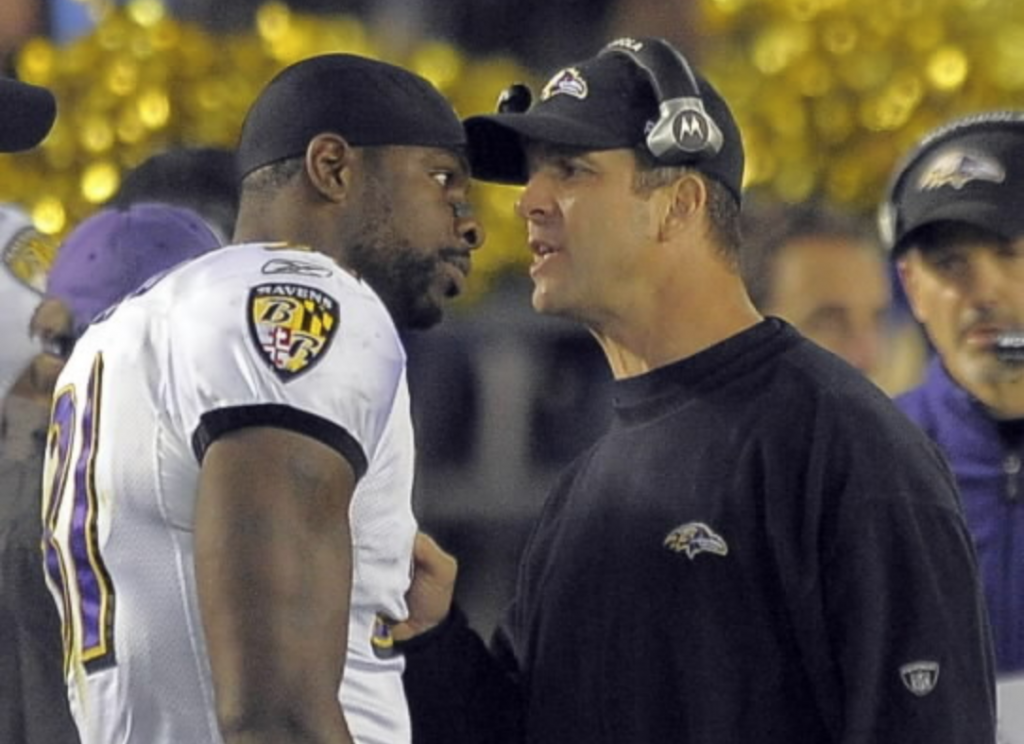Bernard Pollard Wants to Fight Harbaugh