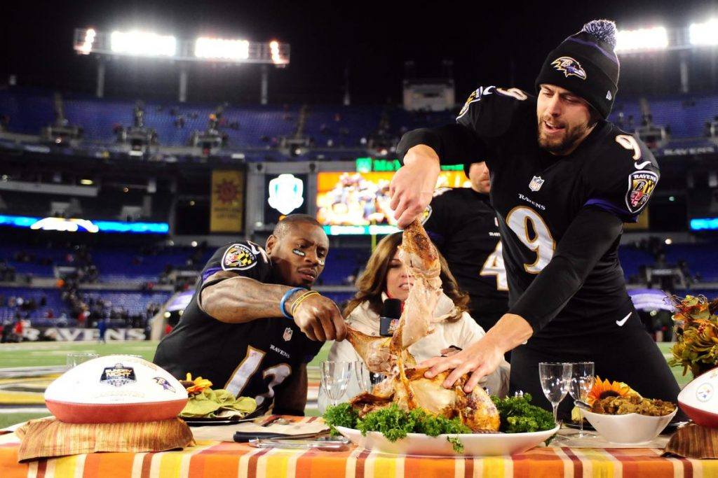 Two Minute Drill: NFL on Thanksgiving