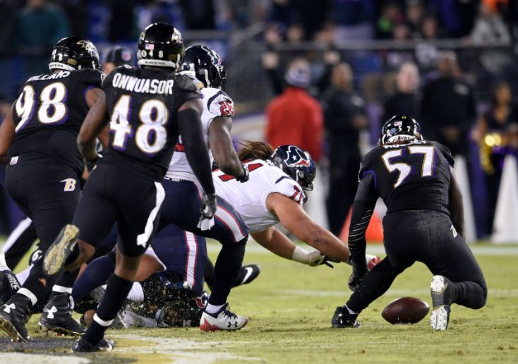 "Ravens Need to Better Fill the ""Will"""