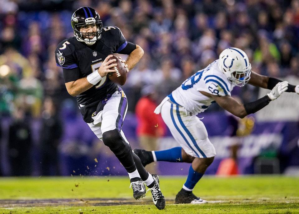 Ravens-Colts: Five Things to Watch