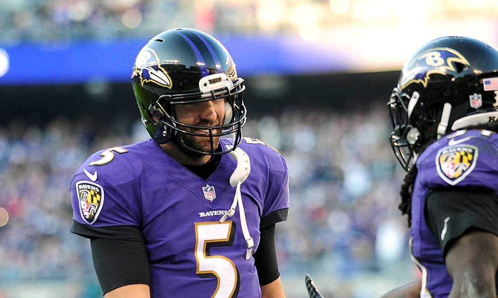 Ravens Turn Lions Into Kittens