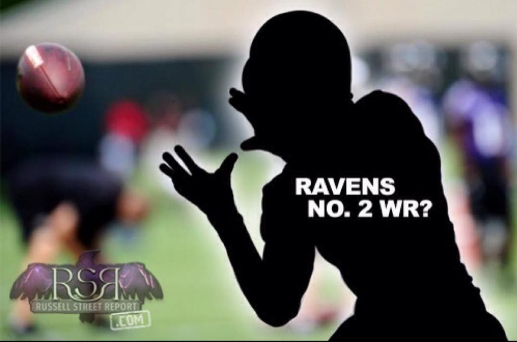 The Ravens' Best WR Option at 22