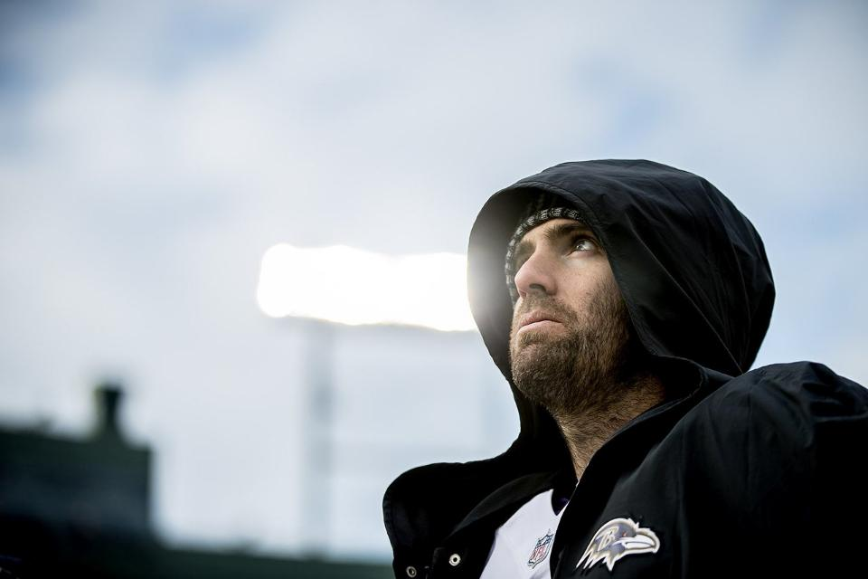 The Top 21 Games of Joe Flacco