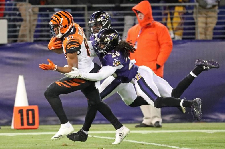 Triumph & Heartbreak in Ravens-Bengals