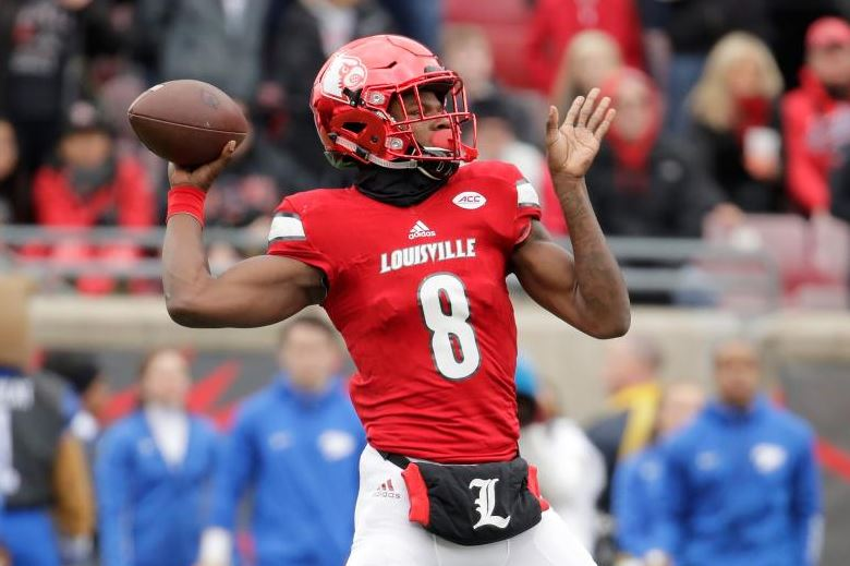 Ravens Trade Up, Draft QB Lamar Jackson