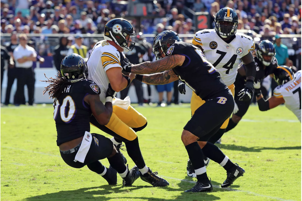 Ravens Final Roster Projection