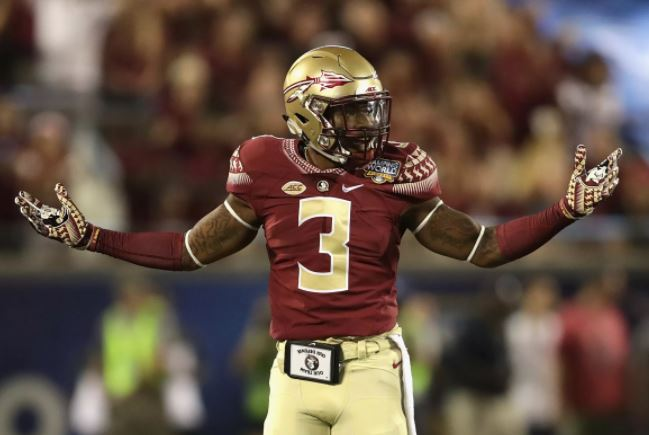 Derwin James of FSU.