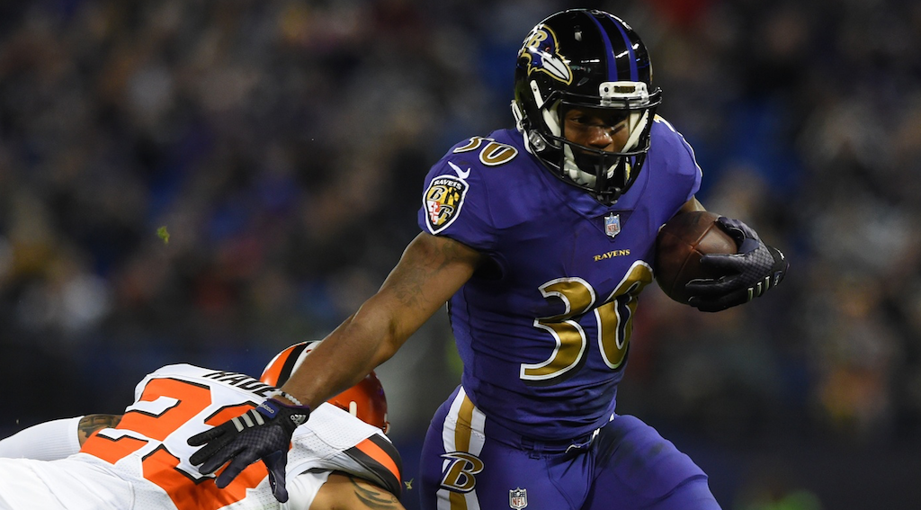 Smokescreens, RBs and Flacco's Value
