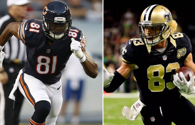 Willie Snead or Cam Meredith?