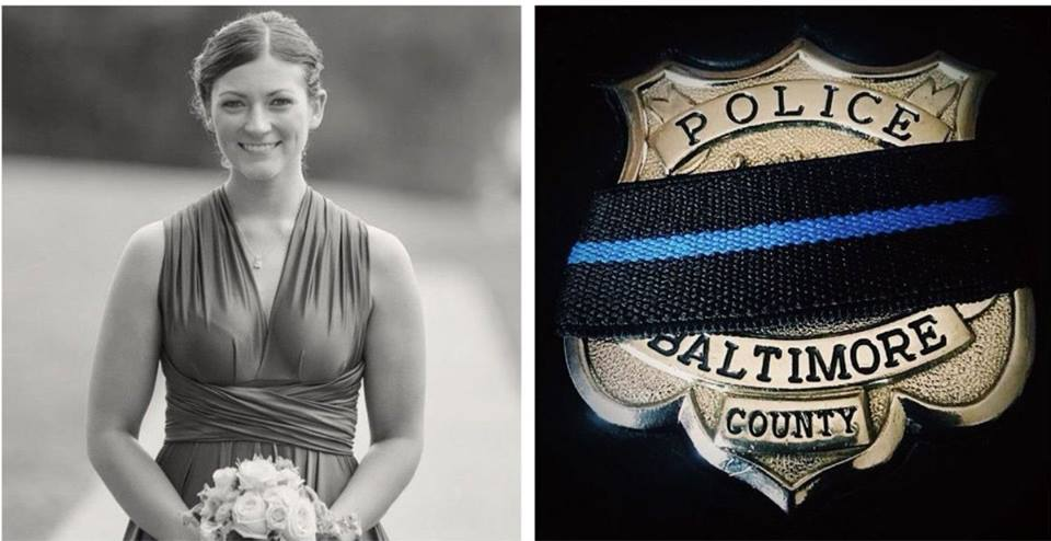 Honoring Officer Amy Caprio