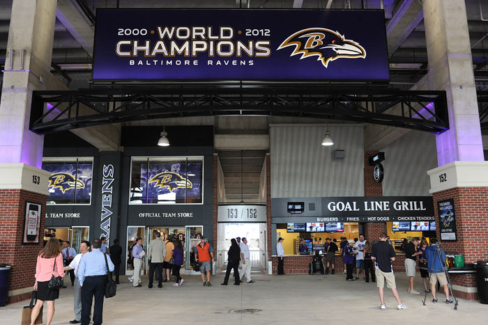 Ravens Introduce Flock Friendly Fare