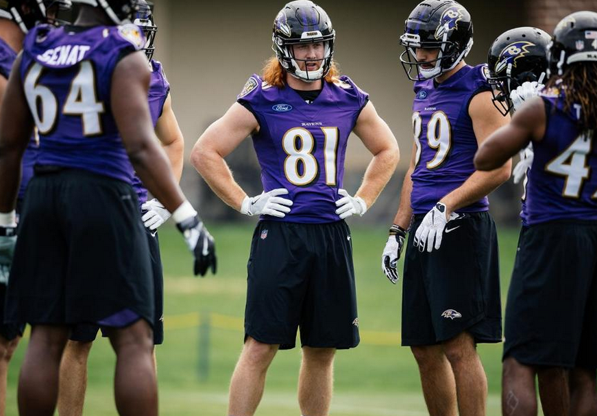 Rookie Tight Ends Shine
