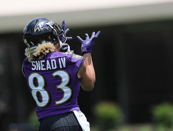 Will Ravens WR Corps Finally Shine?