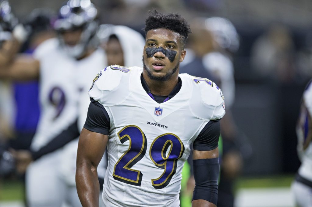 Ravens vs. Saints – Thursday