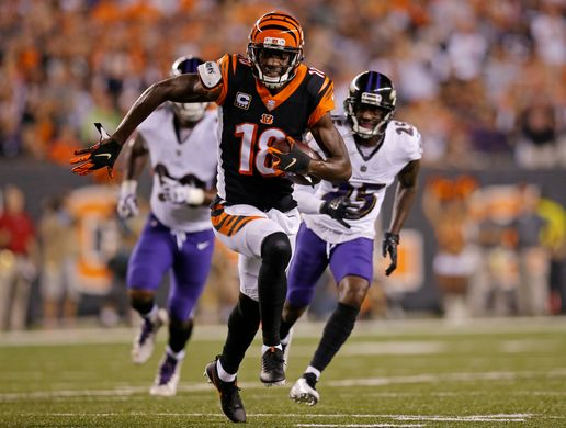 Ravens vs. Bengals – Wednesday