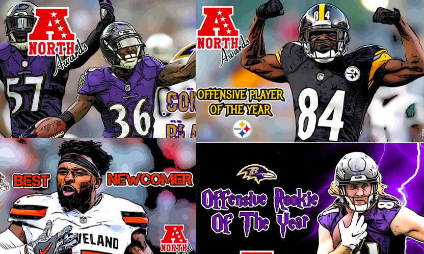 "AFC North ""Award"" Predictions"
